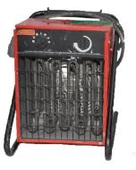 Warmluftgebläse elektrisch