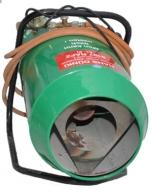 Warmluft-Kanonenofen (Gas)