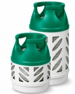 Propangas Prolight Kunststoff-Flaschen